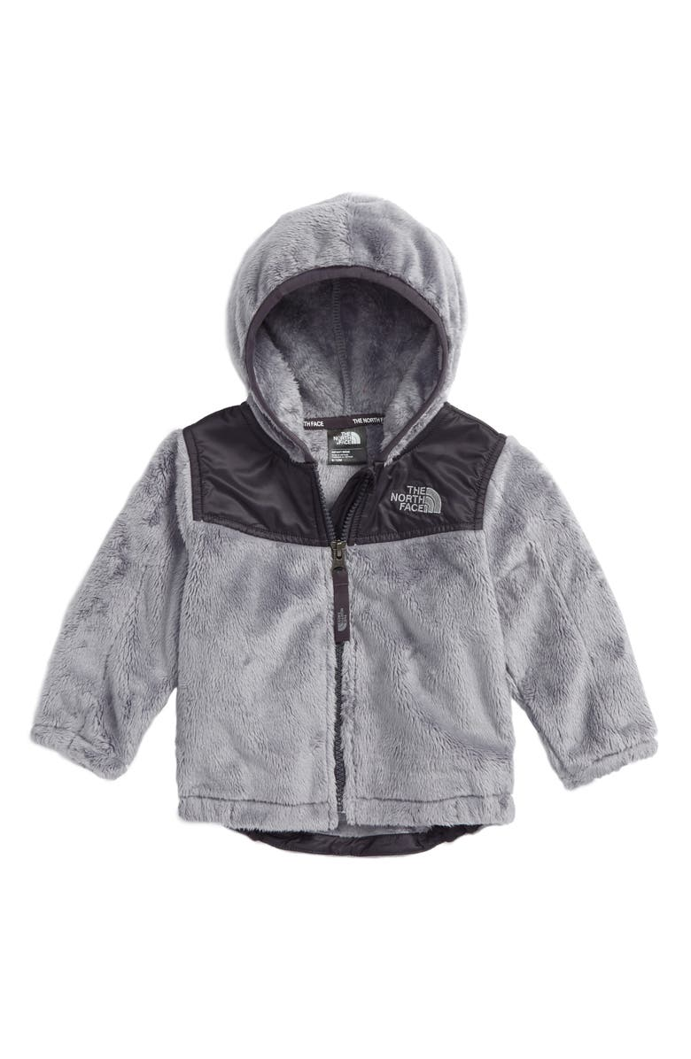 THE NORTH FACE Oso Fleece Hooded Jacket, Main, color, 030