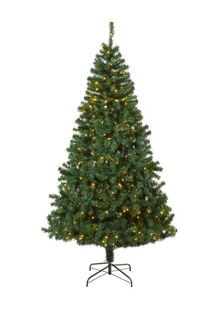 Image of NEARLY NATURAL 7ft. Northern Tip Pine Artificial Christmas Tree