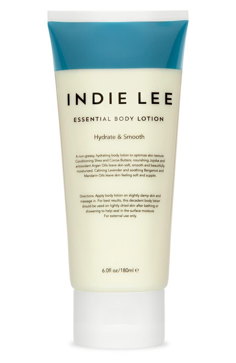 INDIE LEE Essential Body Lotion, Main, color, NO COLOR