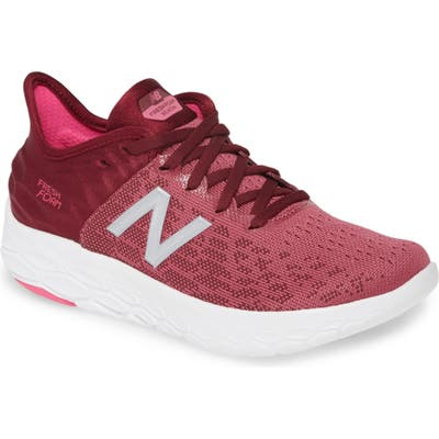 New Balance Fresh Foam Beacon V2 Running Shoe B - Red