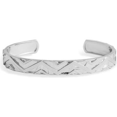 Sterling Forever Cuff Bracelet