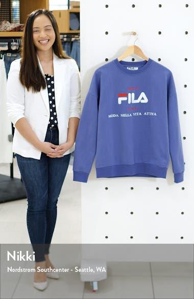 Kimi Graphic Crewneck Sweatshirt, sales video thumbnail