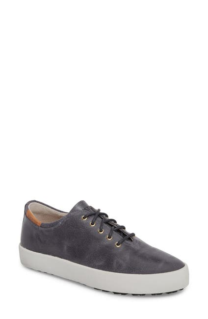 Image of Blackstone Lace-Up Leather Sneaker