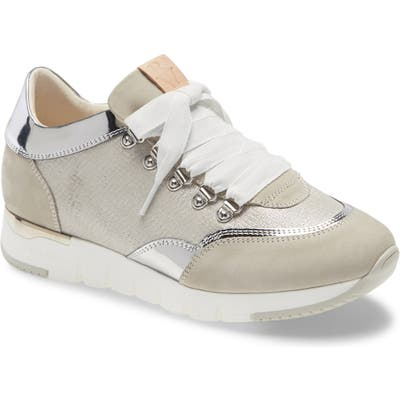 Ron White Zorina Lace-Up Sneaker, Beige