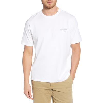 Tommy Bahama Freeze Company Graphic T-Shirt, White