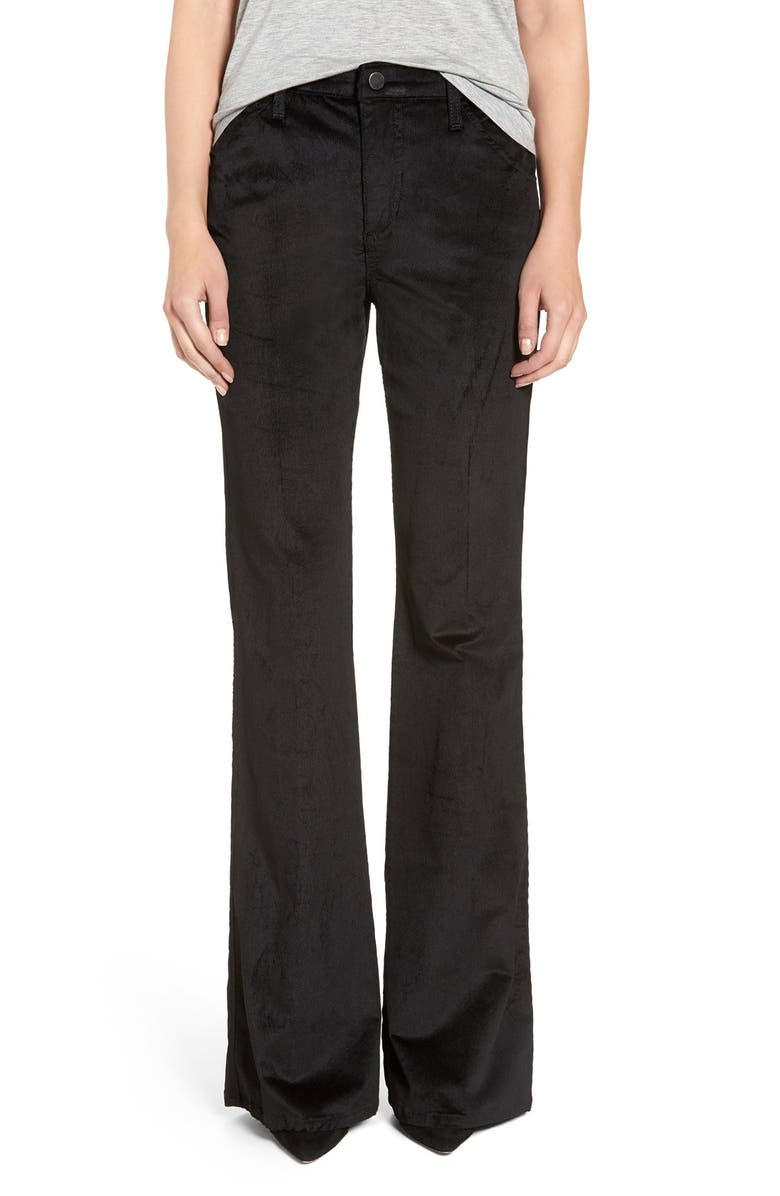 9147c5b92e 'The Wasteland' High Rise Flare Corduroy Pants, Main, color, ...