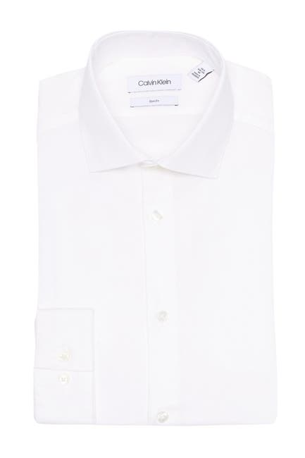 Image of Calvin Klein Slim Fit Dress Shirt