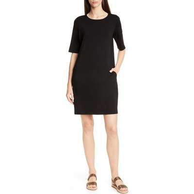 Eileen Fisher Shift Dress, Black