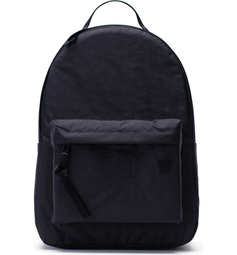 HERSCHEL SUPPLY CO. Classic X-Large Studio Collection Backpack, Main, color, BLACK