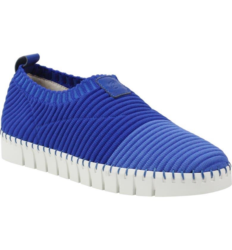 J. RENEÉ J.Reneé Dona Slip-On Sneaker, Main, color, ROYAL BLUE FABRIC
