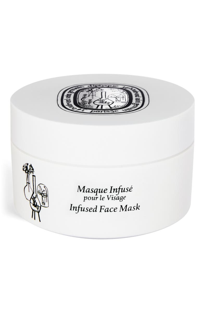DIPTYQUE Infused Face Mask, Main, color, NO COLOR