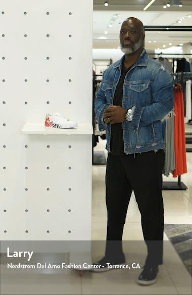 Lennec Platform Sneaker, sales video thumbnail