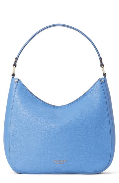 Kate Spade ROULETTE LARGE LEATHER HOBO BAG