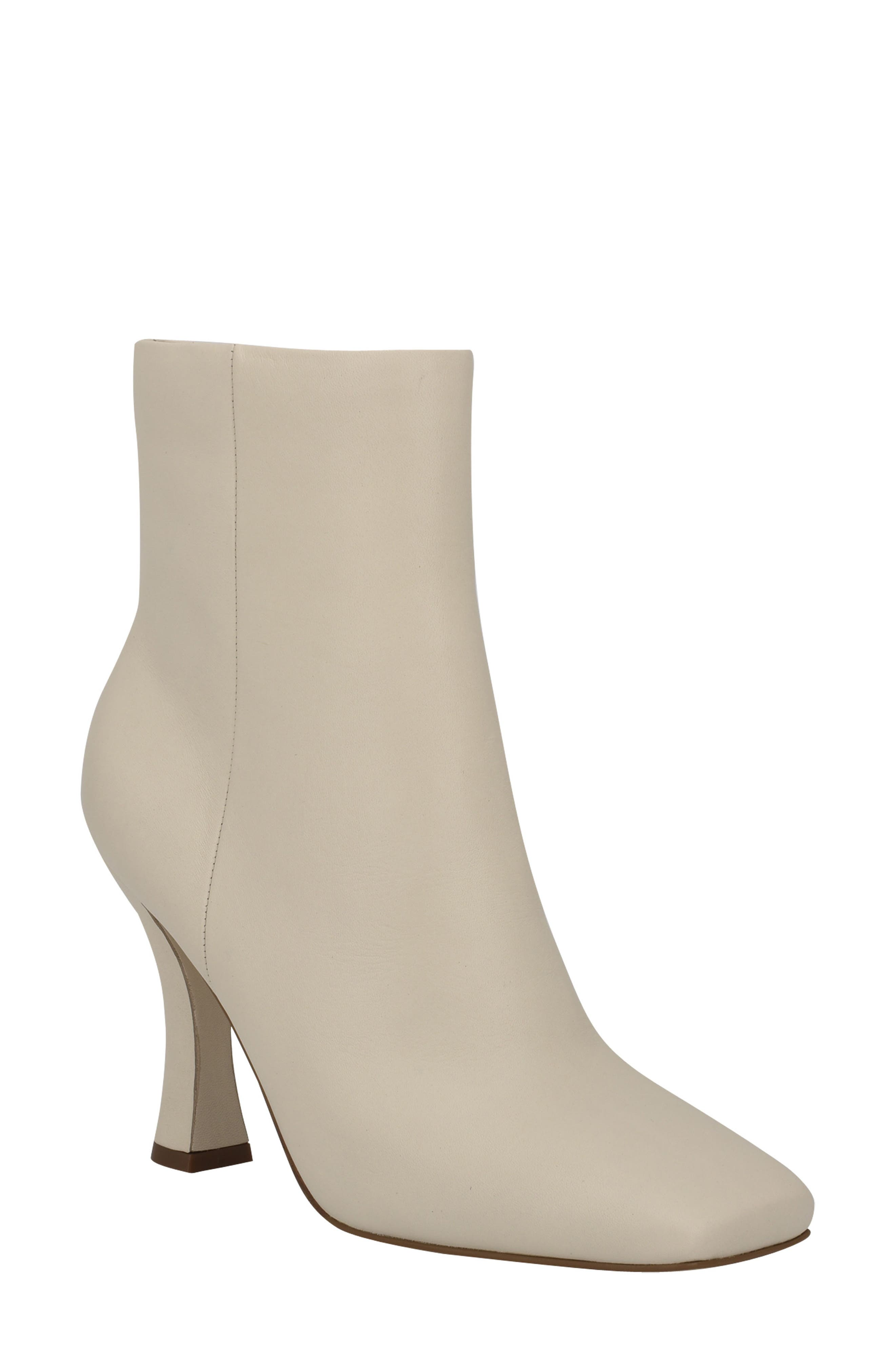 Women's White Booties \u0026 Ankle Boots