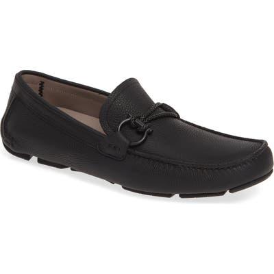 Salvatore Ferragamo Front 4 Driving Shoe M/W - Black