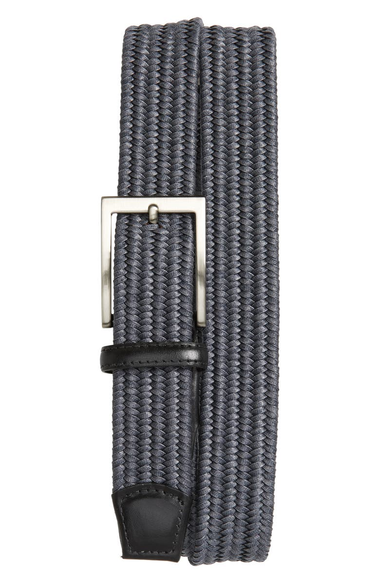 Torino Braided Cotton Belt