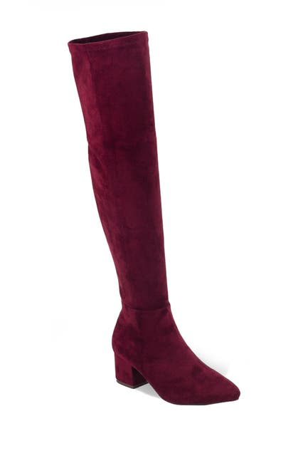 Image of Chase & Chloe Wynter Over The Knee Boot