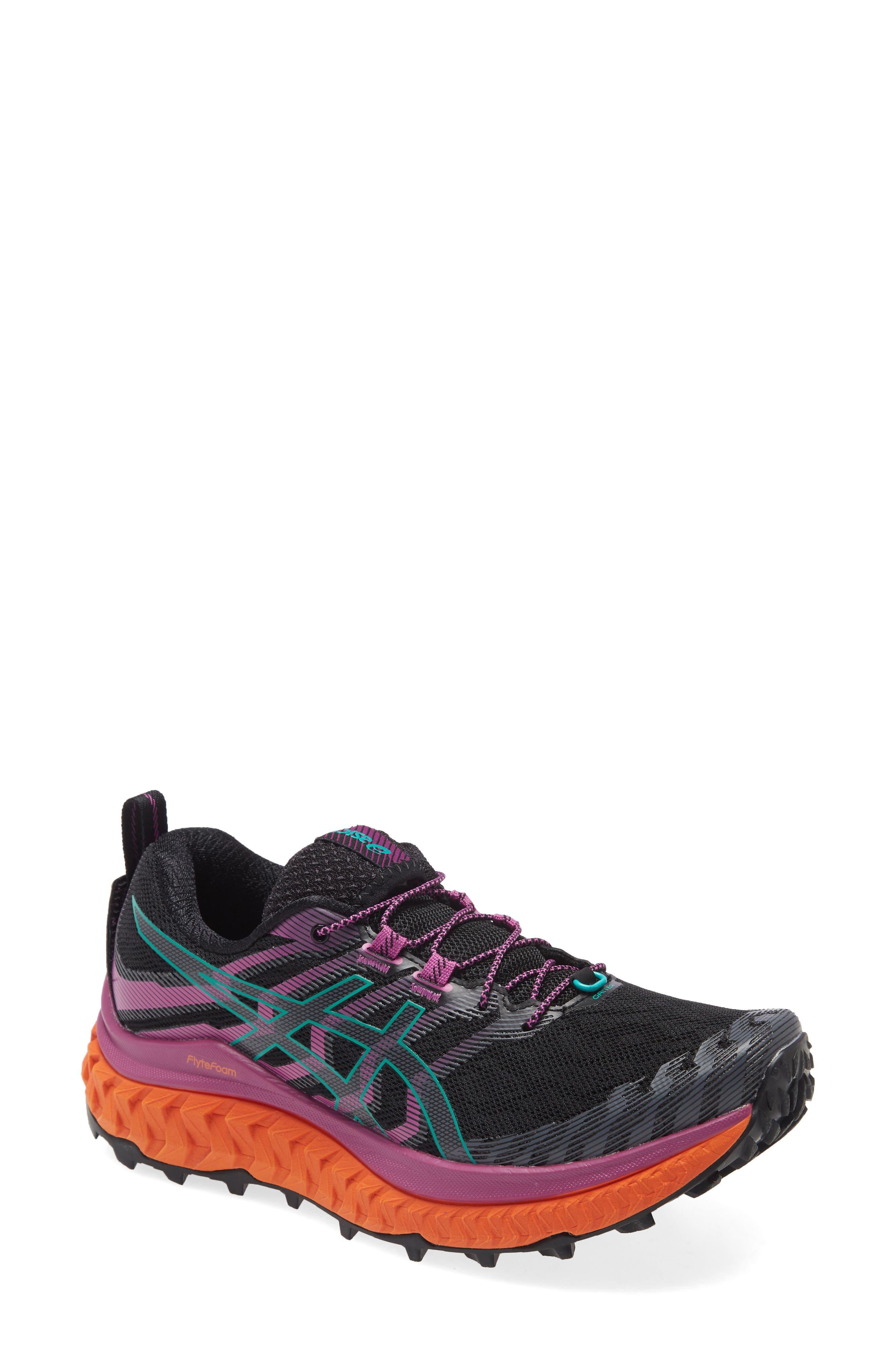 Women's Asics Trabuco Max Trail Running Shoe