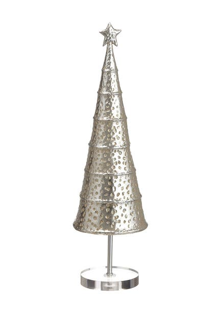 """Image of ALLSTATE 21"""" Tree Table Top with Star"""