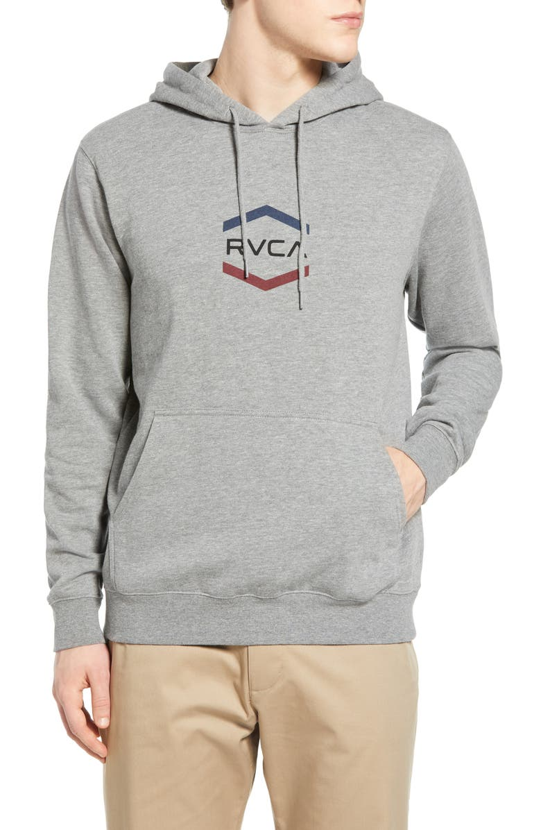 RVCA Airborn Hoodie, Main, color, 020