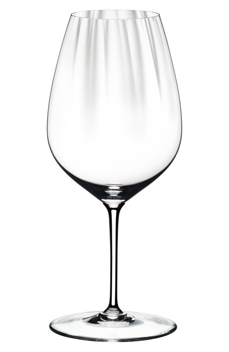 RIEDEL Performance Set of 2 Cabernet Glasses, Main, color, CLEAR