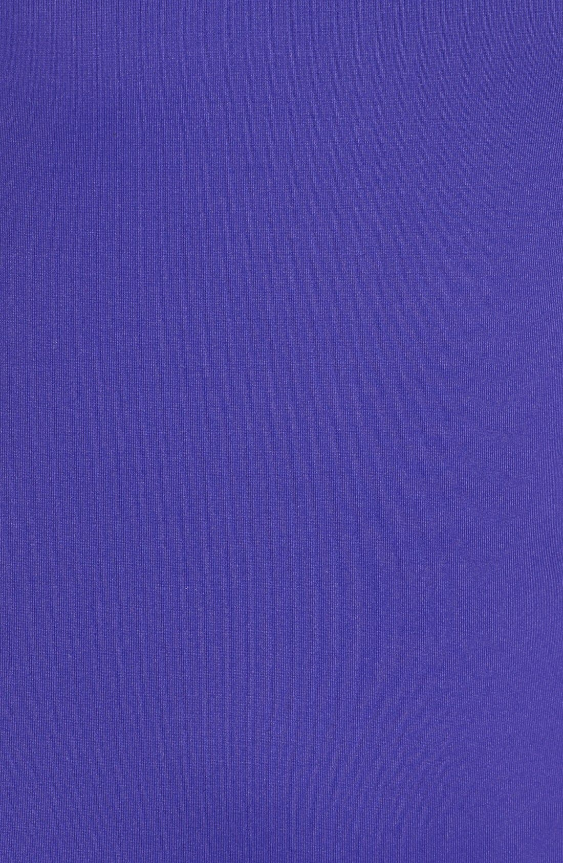 ,                             V-Neck Body-Con Dress,                             Alternate thumbnail 4, color,                             302