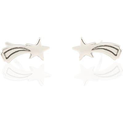 Kris Nations Shooting Star Stud Earrings