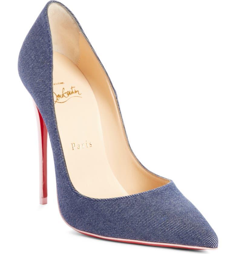 sports shoes b48f1 c43cb So Kate Pointy Toe Pump