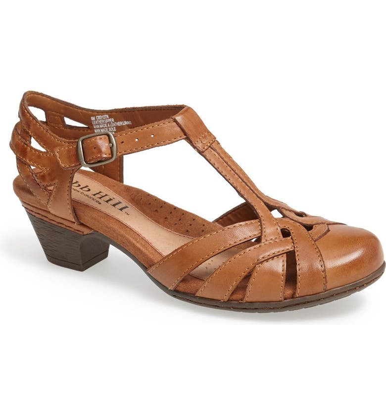 ROCKPORT Cobb Hill 'Aubrey' Sandal, Main, color, TAN