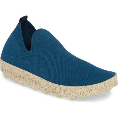 Asportuguesas By Fly London Care Sneaker, Blue