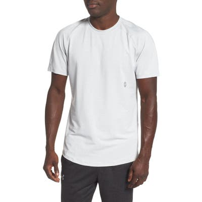 Under Armour Athlete Recovery T-Shirt, Grey
