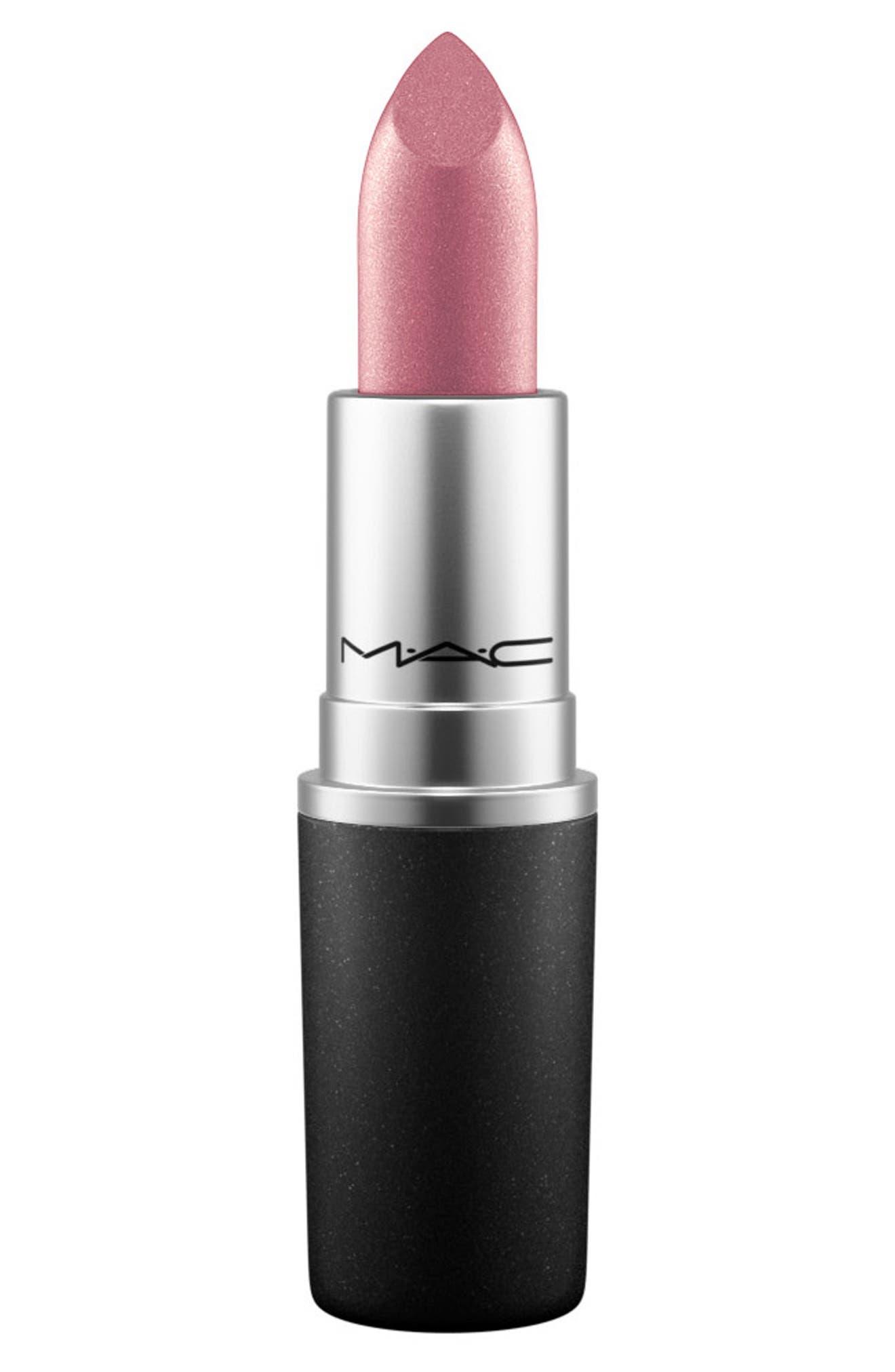 ,                             MAC Strip Down Nude Lipstick,                             Main thumbnail 473, color,                             530