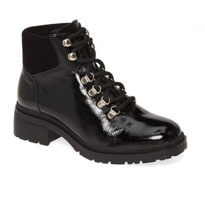 Wonders C-4840 Lace-Up Boot - Black
