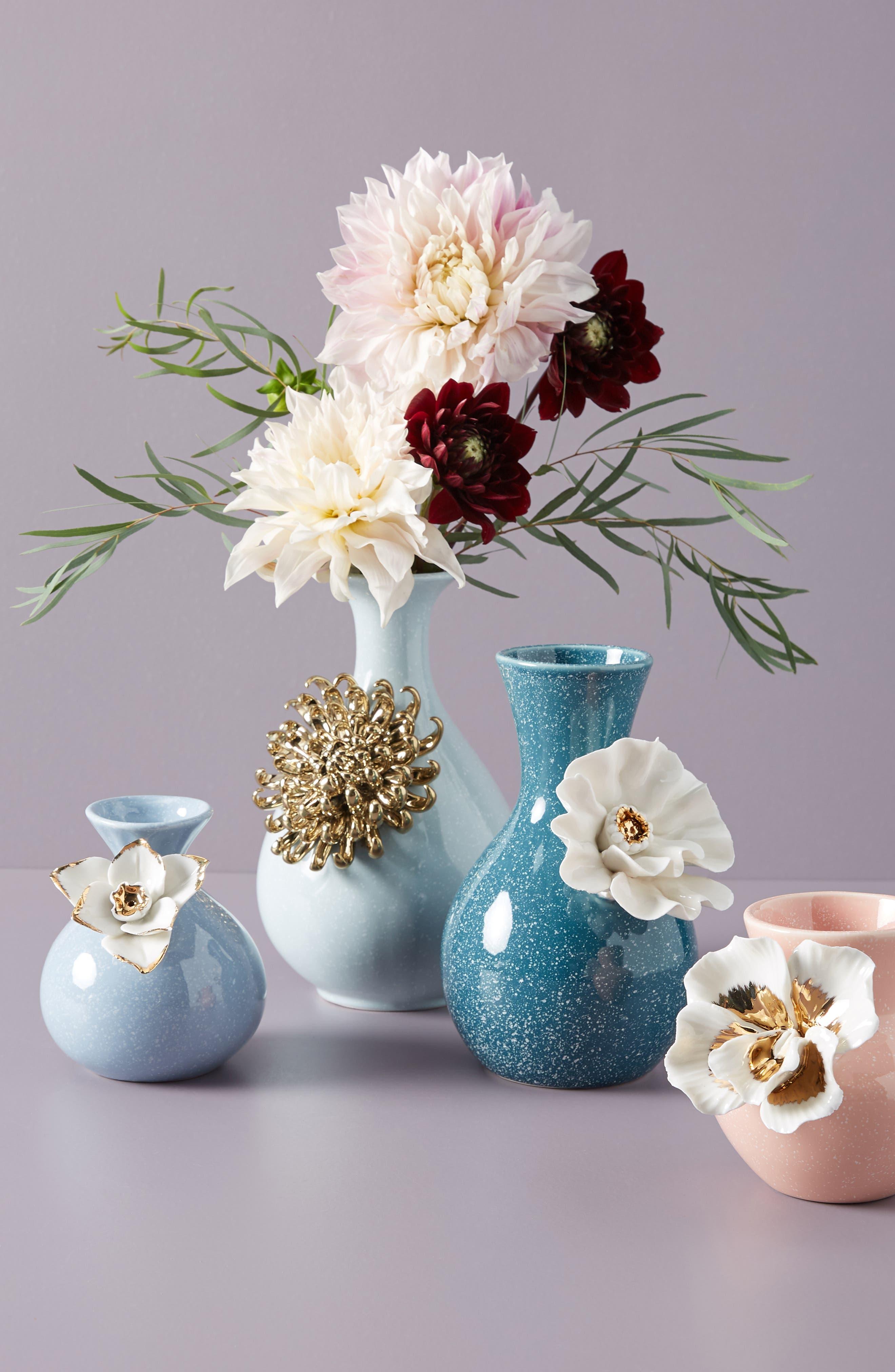 ,                             Bloom Vase,                             Alternate thumbnail 3, color,                             BLUE