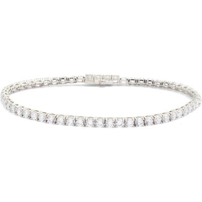 Lafonn Classic Simulated Diamond Tennis Bracelet