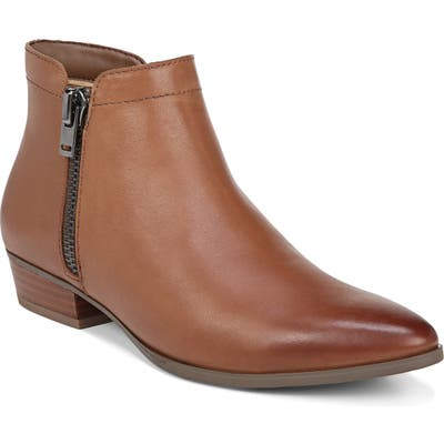 Naturalizer Blair Bootie- Brown