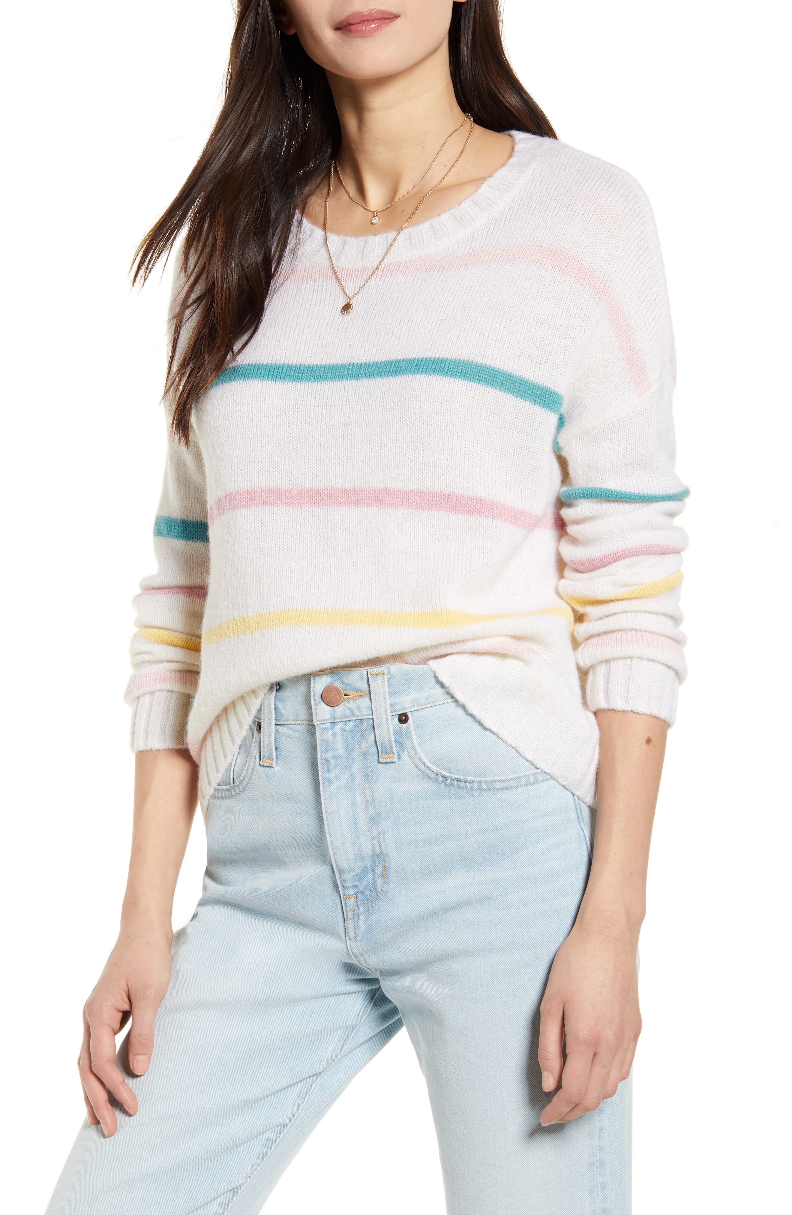 Image of Rails Perci Striped Sweater