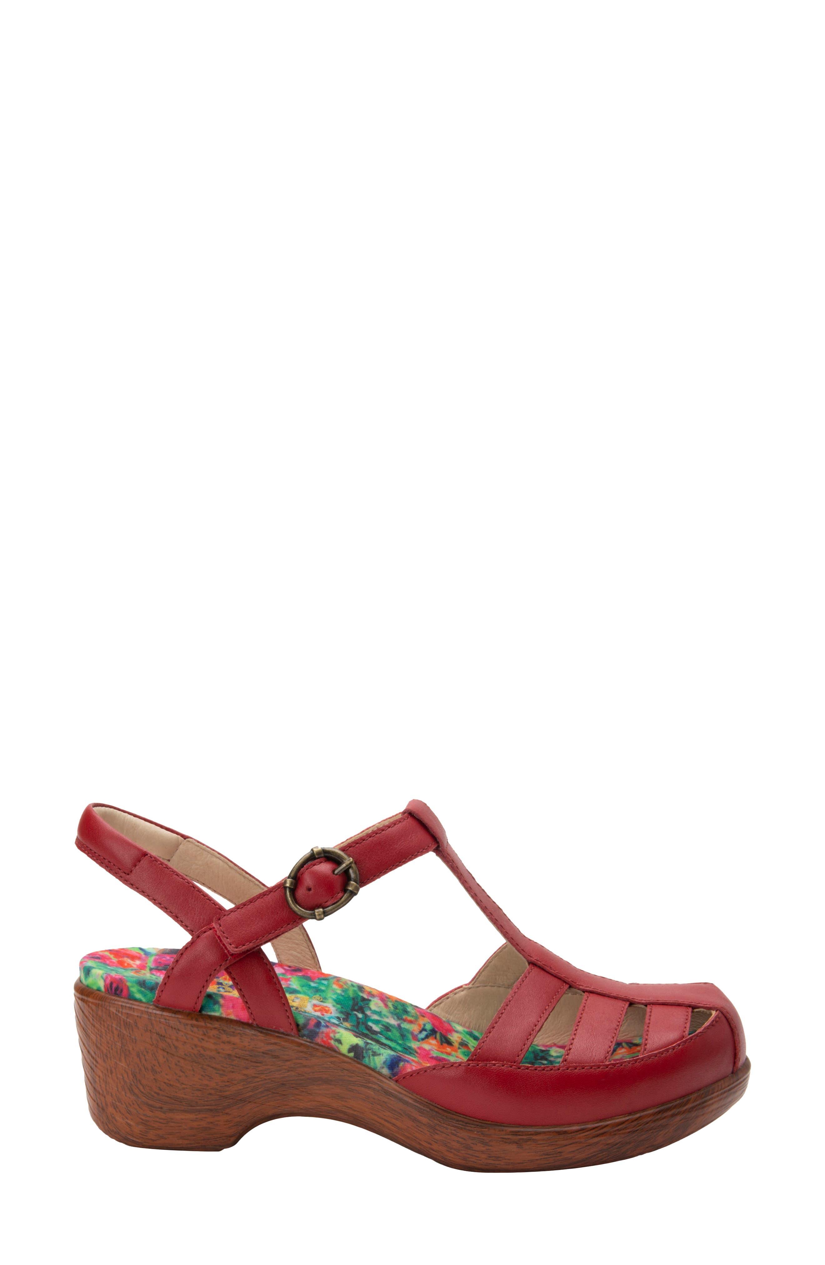 Women's Alegria Summer Clog Sandal