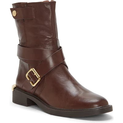 Louise Et Cie Tandy Moto Boot- Brown