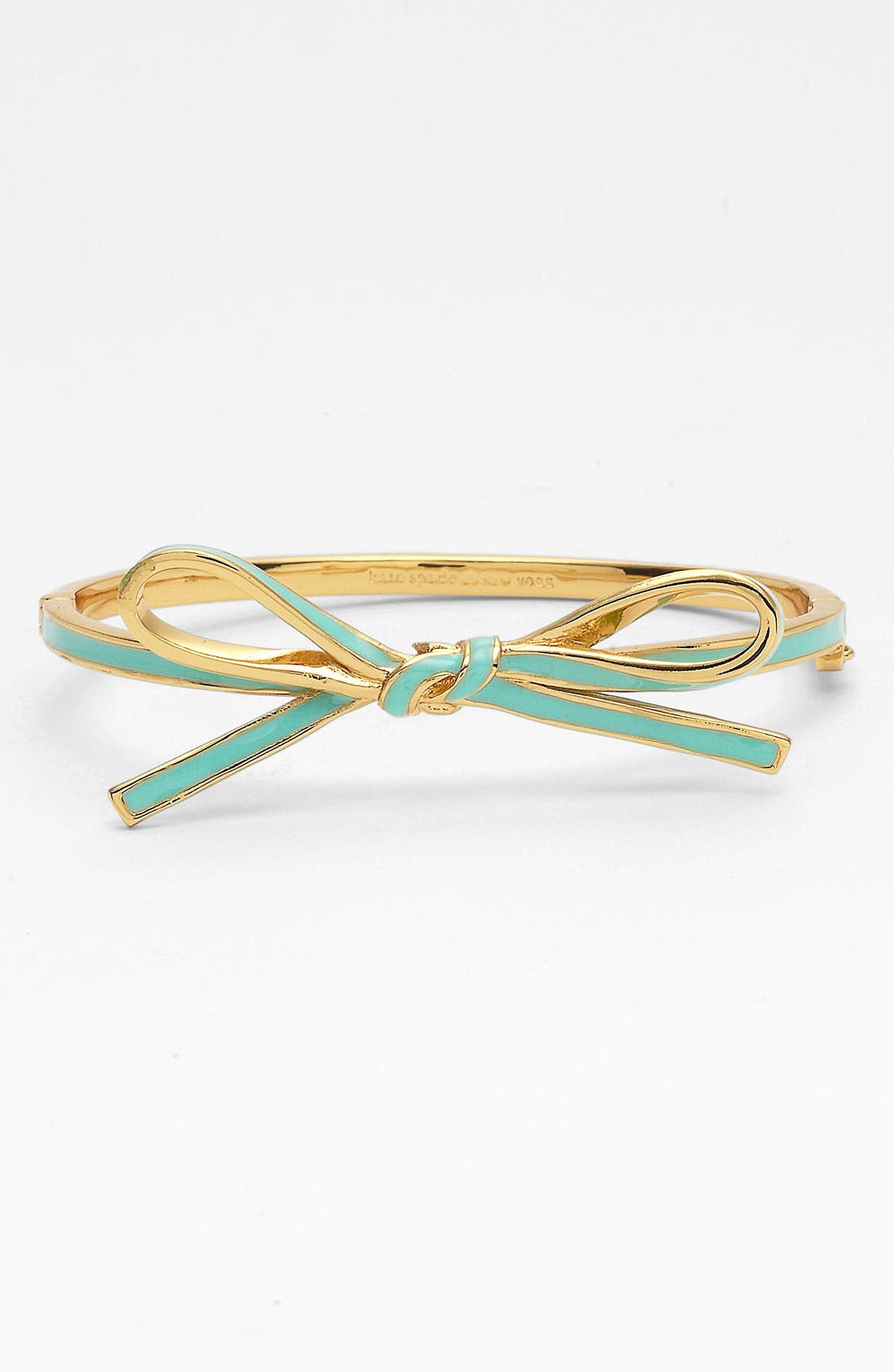 ,                             'skinny mini' bow bangle,                             Main thumbnail 17, color,                             330