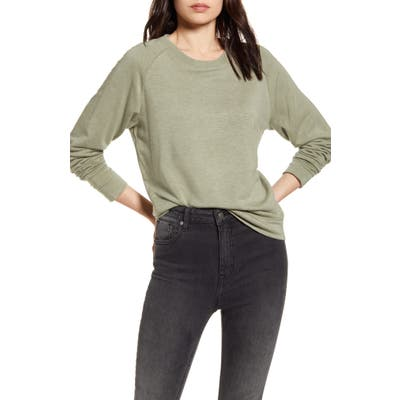 Thread & Supply Reed Sweatshirt, Green