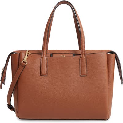 Marc Jacobs The Protege Mini Leather Tote - Brown