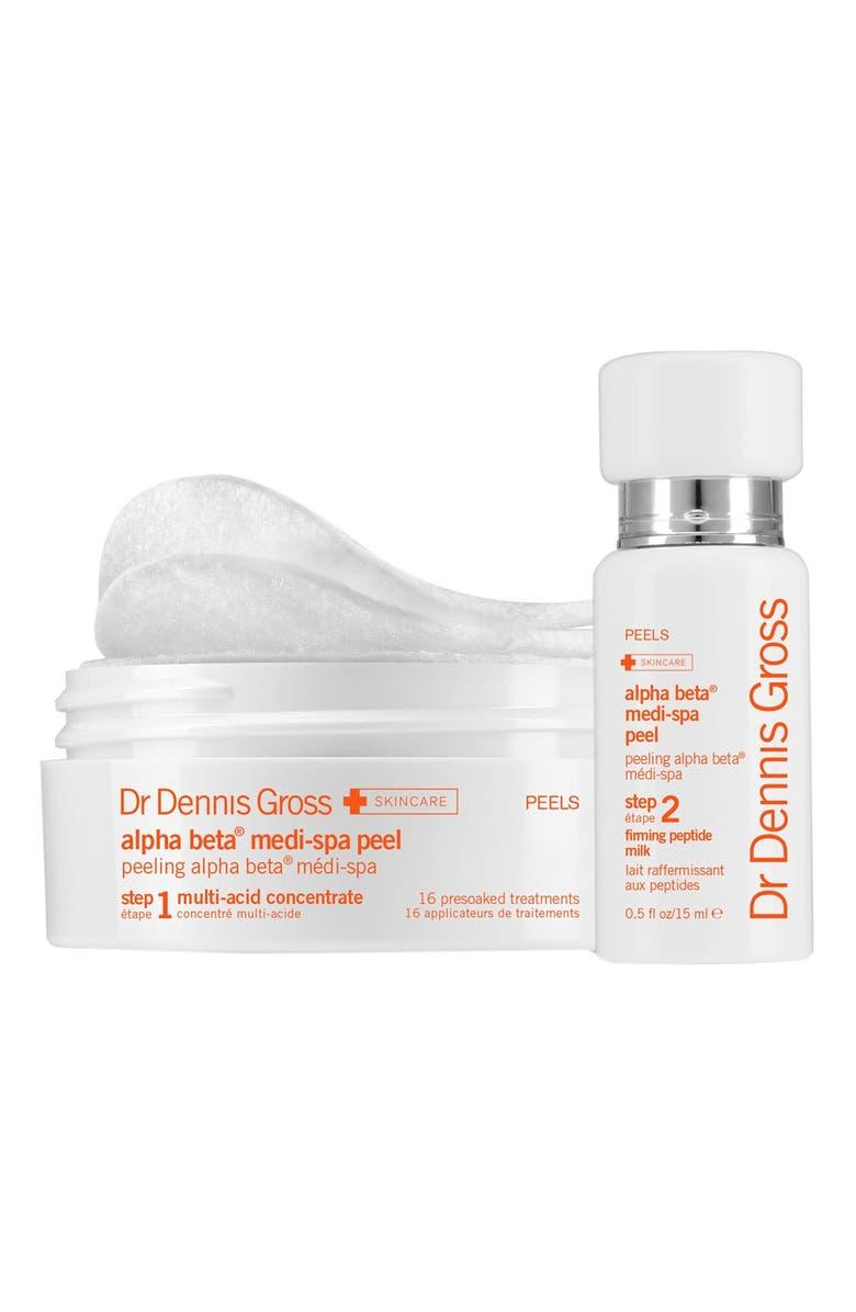 DR. DENNIS GROSS Skincare Alpha Beta<sup>®</sup> Medi-Spa Peel, Main, color, 000