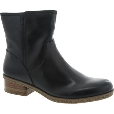 Dansko Bethanie Waterproof Boot - Black