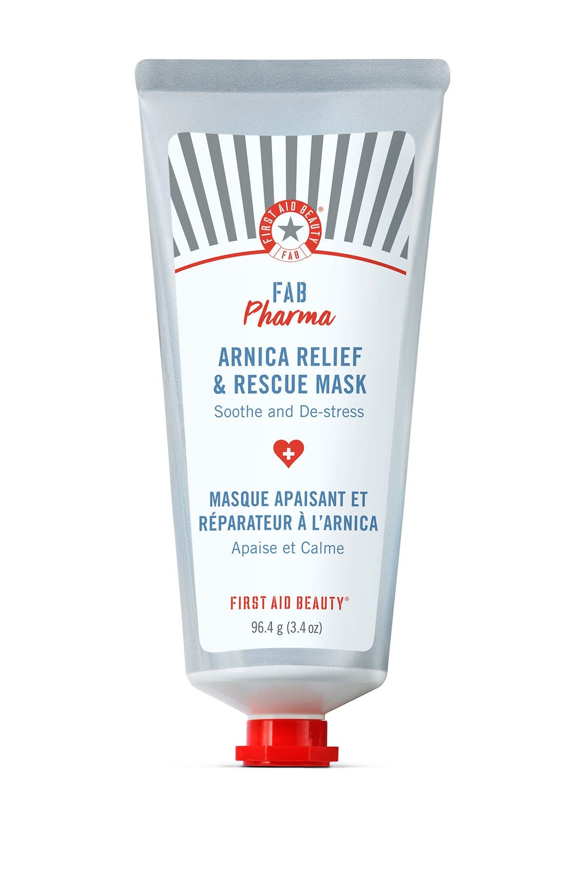 First Aid Beauty Fab Pharma Arnica Relief & Rescue Mask 3.4 oz/ 96.4 G