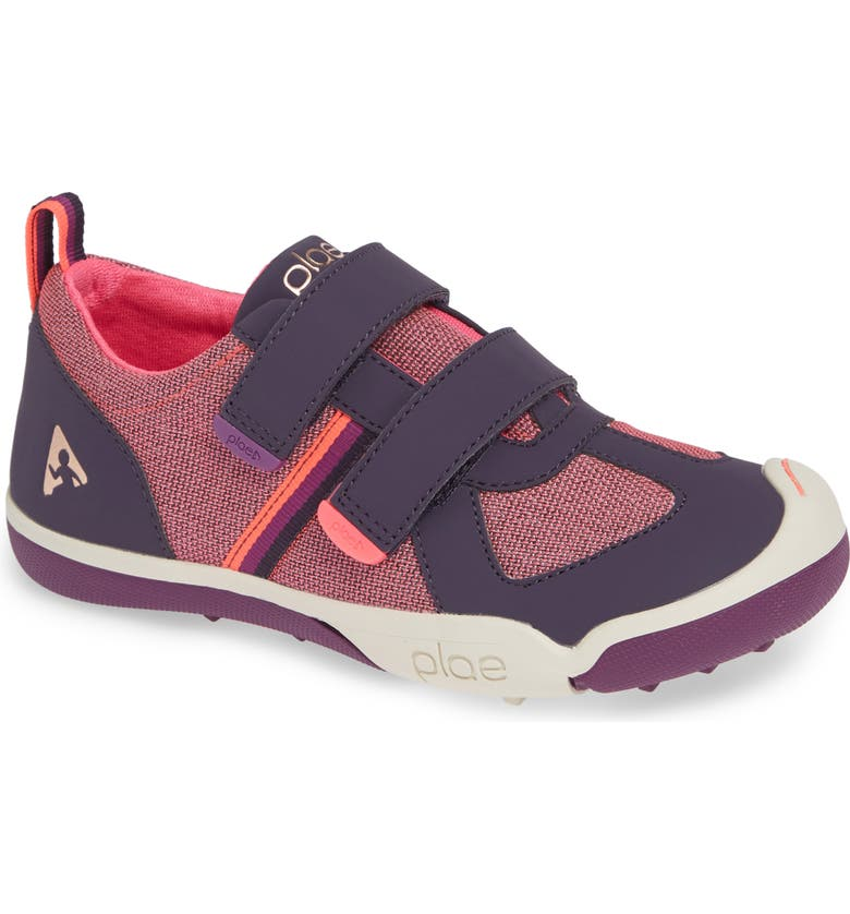 PLAE Charlie Waterproof Sneaker, Main, color, MYSTIC BERRY