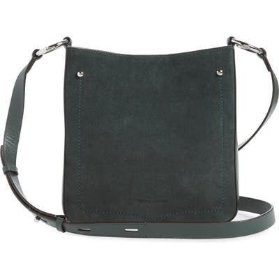 Rebecca Minkoff Jody Suede Feed Bag - Green