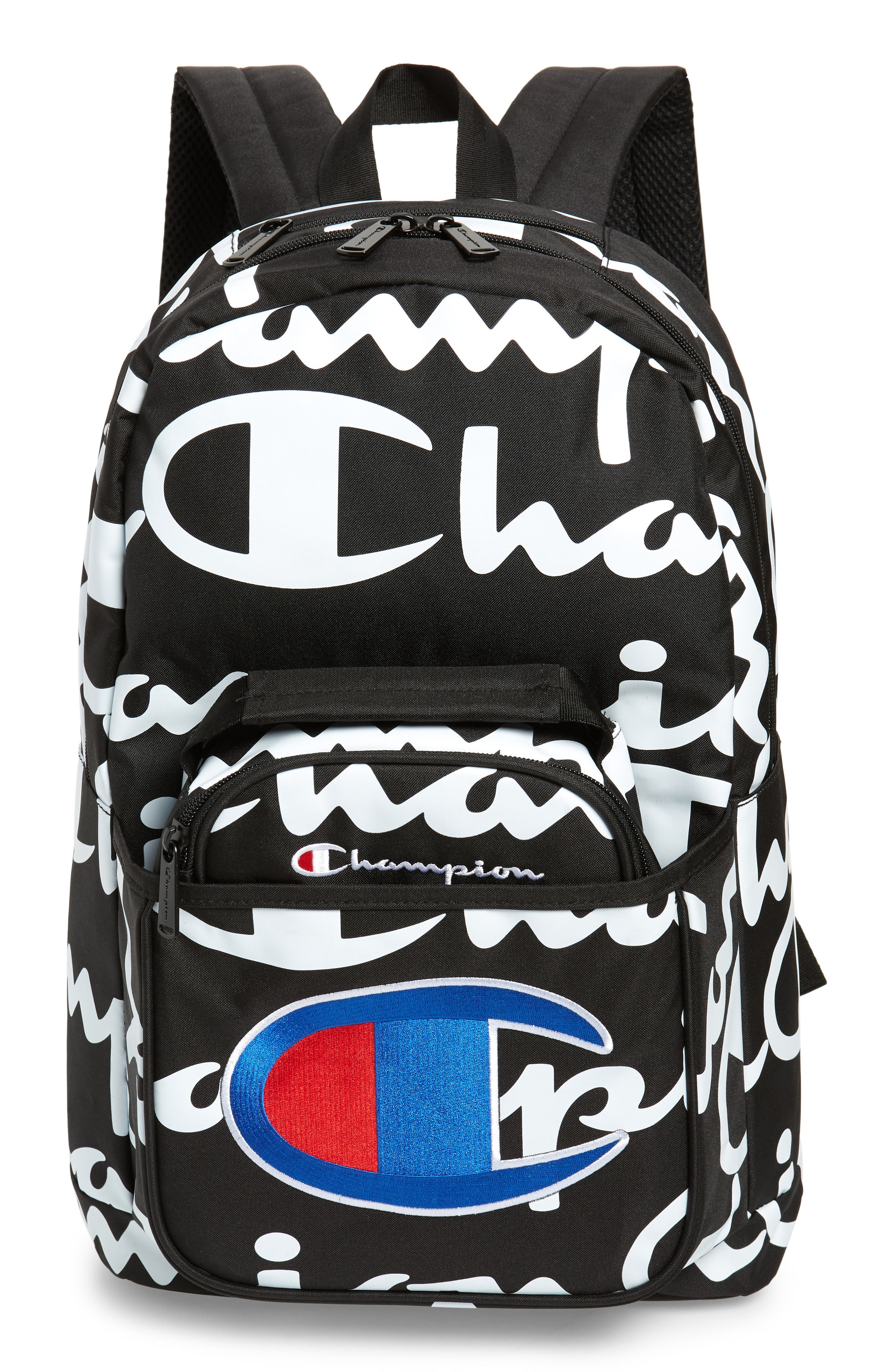 Boys Champion Youth Supercize Backpack With Removable Lunch Bag