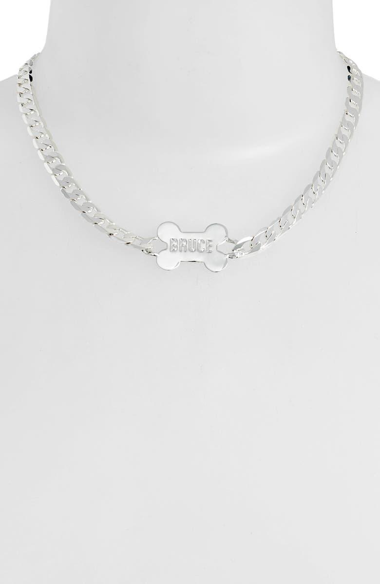 Birds Of Prey Billie Valentine Harley S Bruce Curb Chain Choker Necklace Nordstrom
