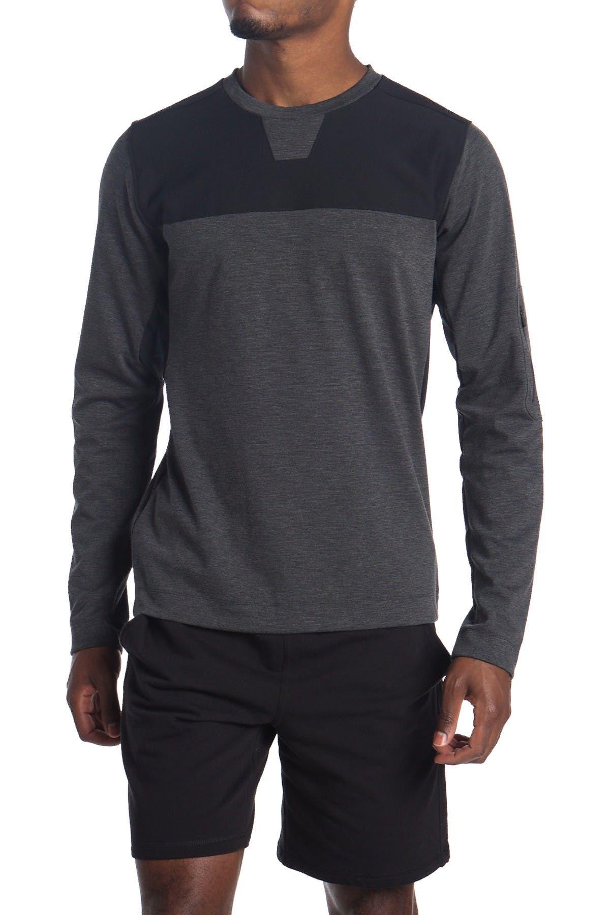 Image of New Balance Fortitech Crew Neck Sweatshirt